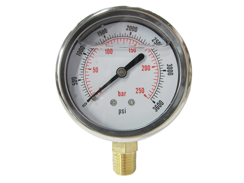 Featured Image for Pressure Gauges