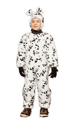 Dalmation Plush Costume-0