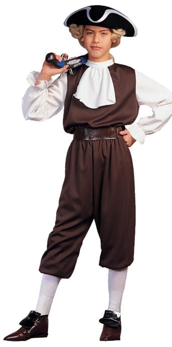 Colonial Boy Costume-0