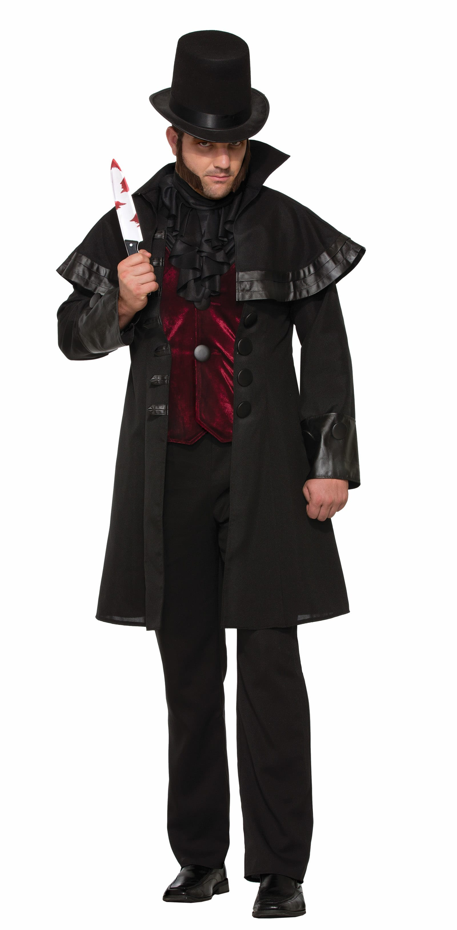 Jack the Ripper Adult Costume -0
