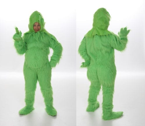Green Grouch Costume-0